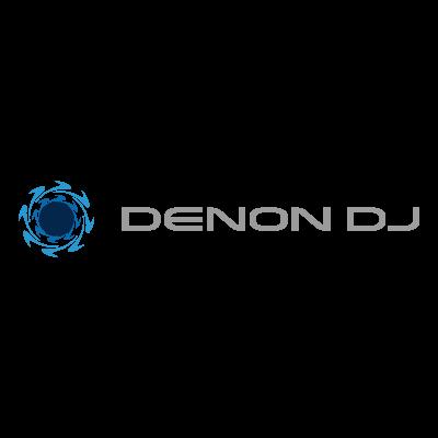 Denon dj logo vector