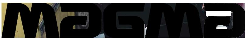 Magma logo slide