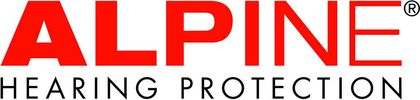 Alpine hearing protection logo large