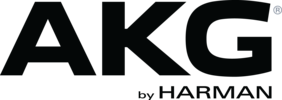 Logo akg byharman black