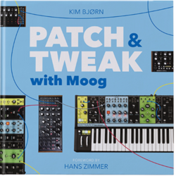 Bjooks patch tweak with moog