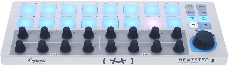 Beatstep 04