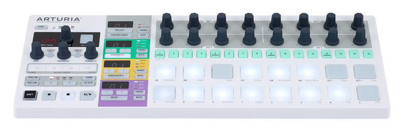 Beatstep pro 02