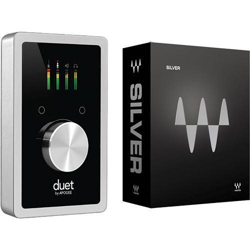 Apogee electronics duet usb audio interface duet mac ios b h 352885