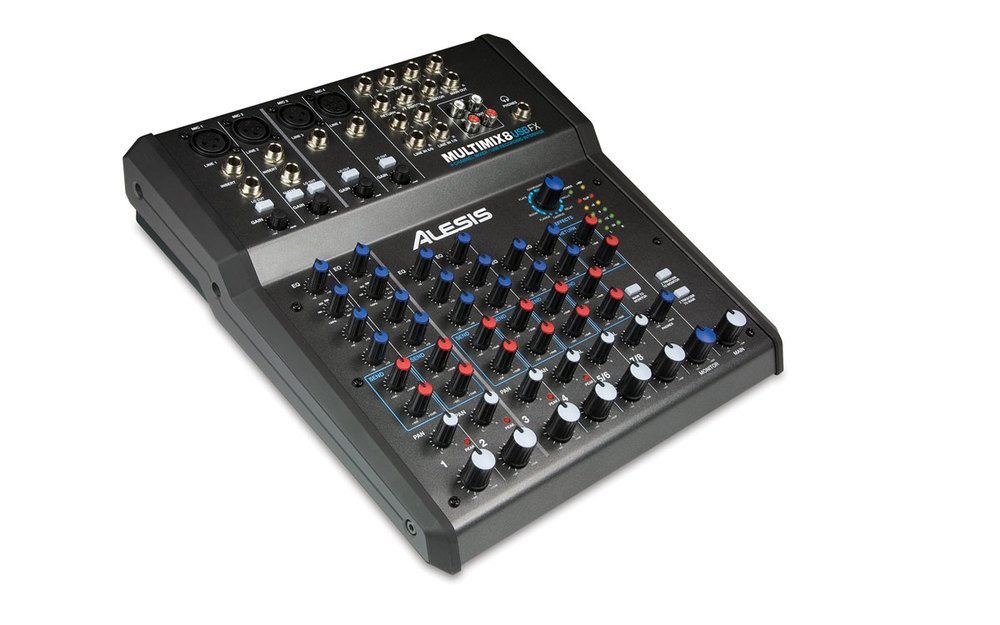 Alesis multimix8usbfx angle large