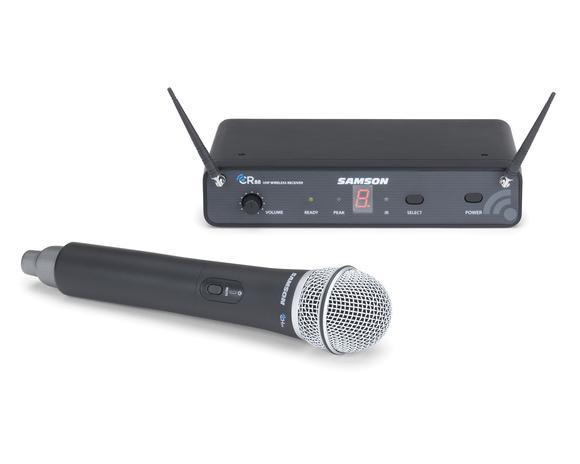Concert 88 handheld system 1 display