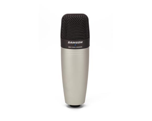 C01 condenser mic display