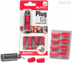 Alpine plug and go