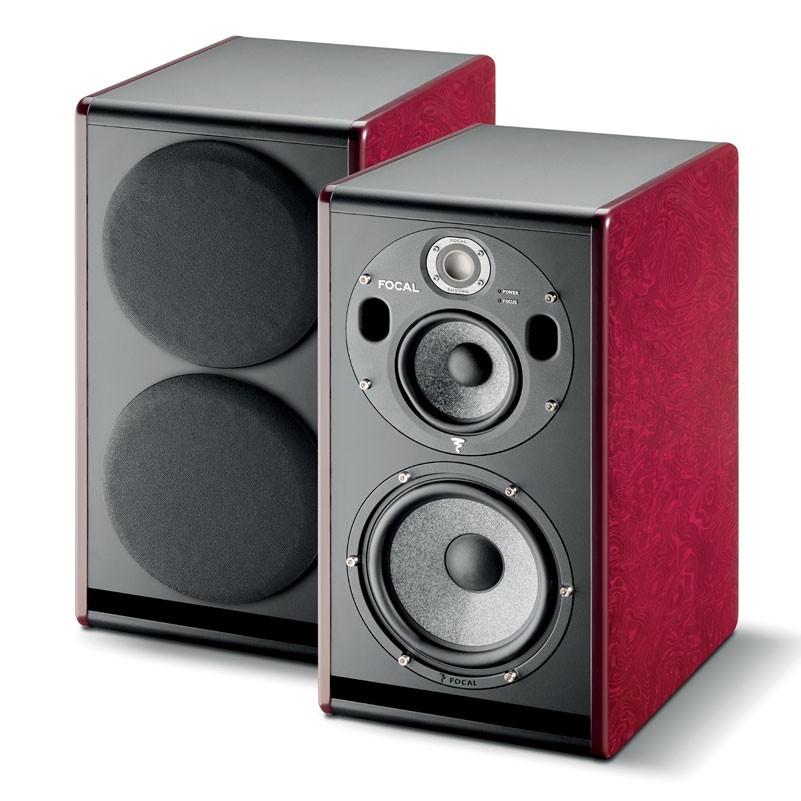 Pro audio sm6 enceintes de monitoring trio6 be 12
