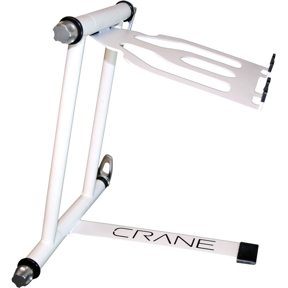 Crane hardware cv3 stl wht crane stand plus laptop 1002731