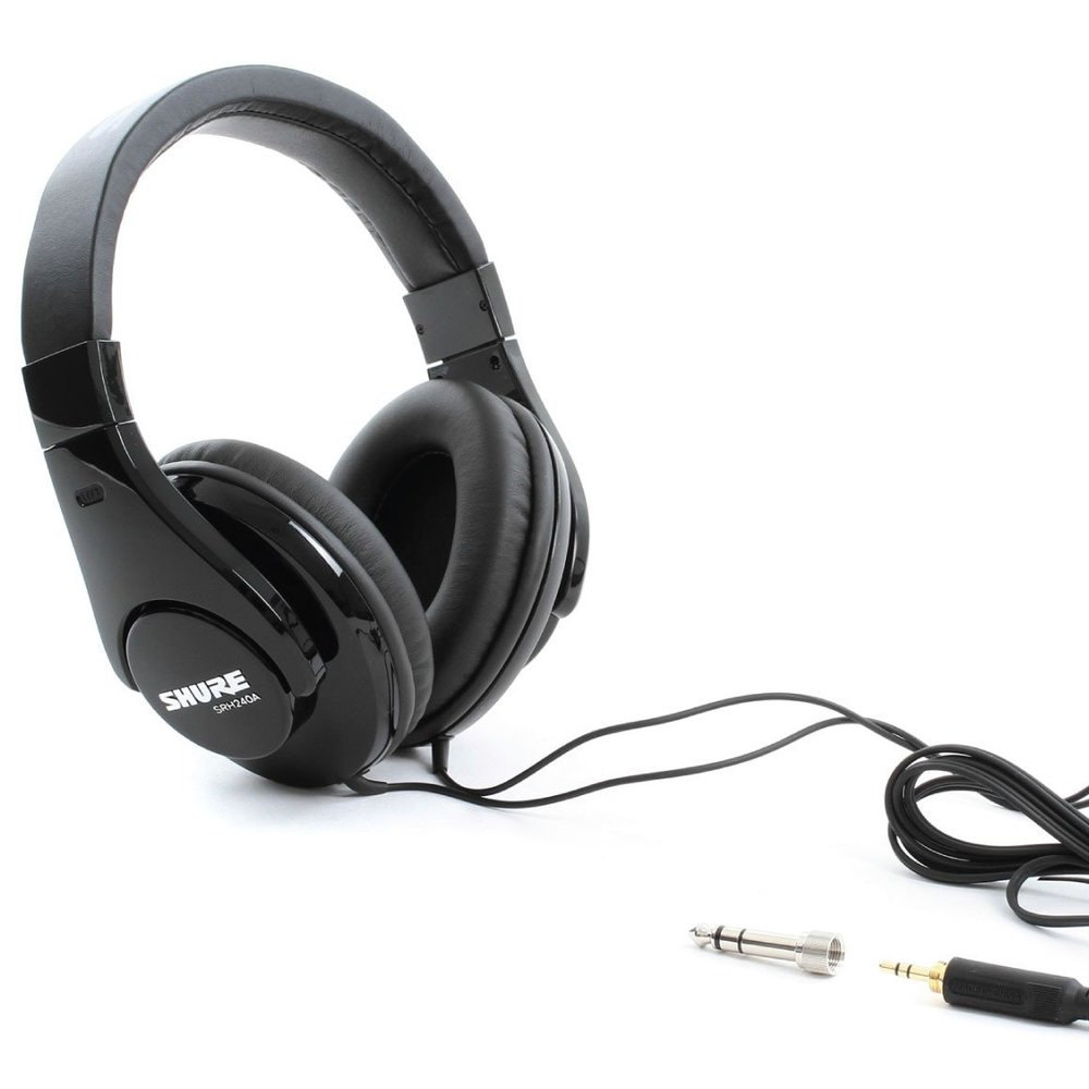 Headphone zone shure  srh240a 2 2000x