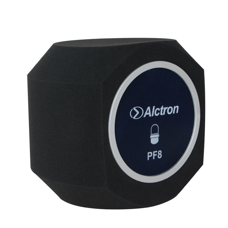 Pf8 alctron profissional microfone do est dio simples filtro ac stico chegada nova rea de trabalho %281%29
