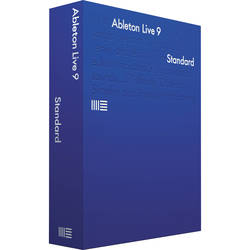 Ableton live 9 standard download 1