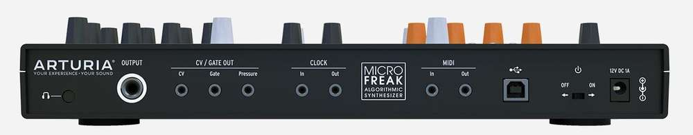 Microfreak back