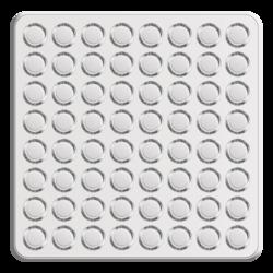 64 white icon