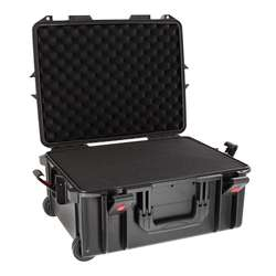 Flight case abs ip65 avec trolley