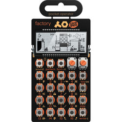Teenage engineering te 010 as 016 po16 factory pocket melody 1114044