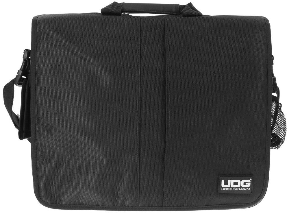 Udg u9490 ultimate courier bag deluxe 17 inch black orange
