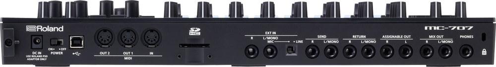 Mc 707 rear gal