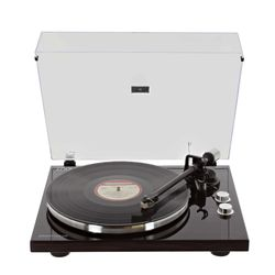 Platine vinyle hifi usbbluetooth finition bois brillant %282%29