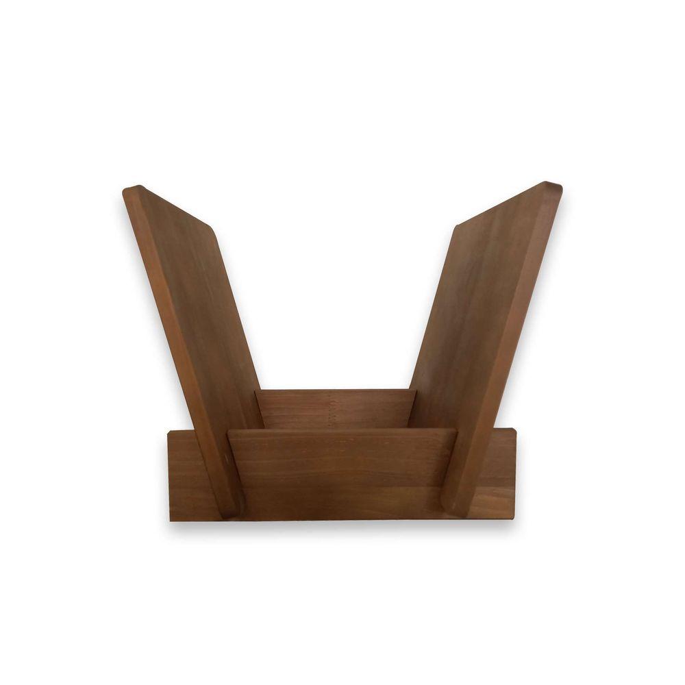 Support vinyle 25 lp finition bois %281%29